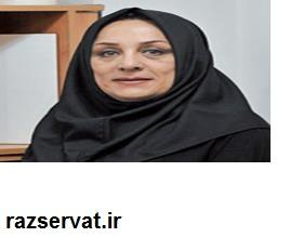 بیوگرافی شکوفه السعادات هاشمی