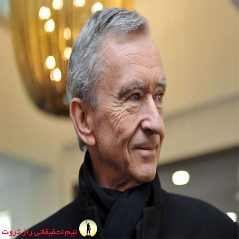بیوگرافی برنارد آرنو