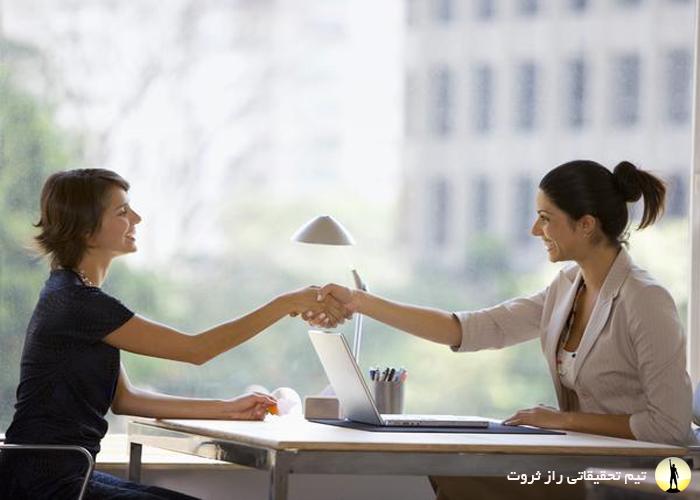 پردرآمدترین شغل برای زنان
