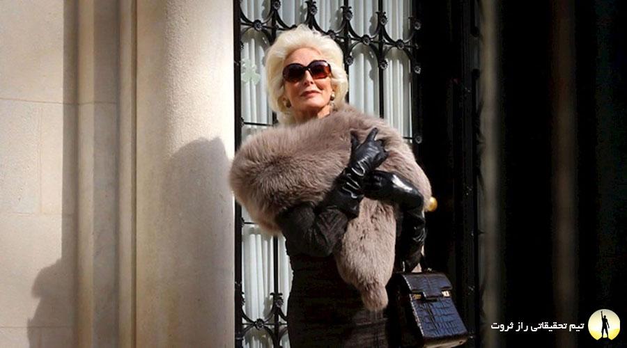 ثروتمندترین زنان جهان