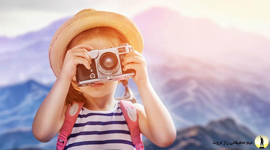 اصول مسافرت با کودکان
