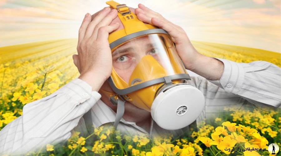آلرژی های فصل بهار