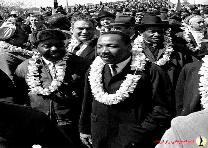 زندگینامه مارتین لوتر کینگ
