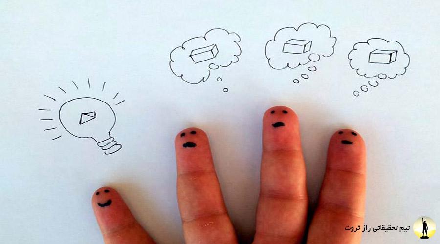 پرورش خلاقیت فردی