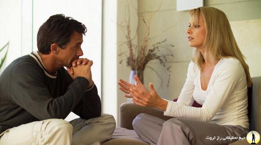 با چه کسانی مشورت کنیم