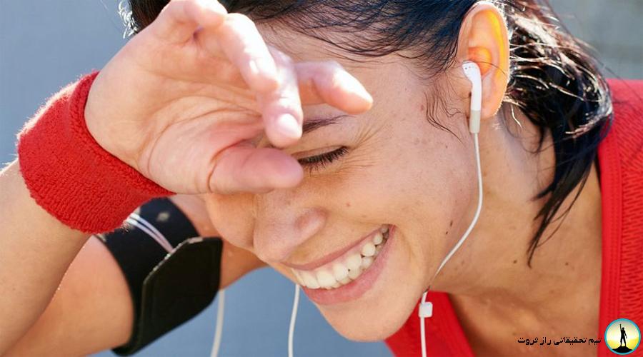 تأثیر ورزش بر روحیه