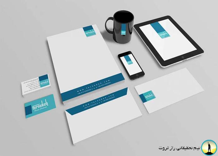 ارائه پاکت هایی با چاپ آدرس و نوع خدمات