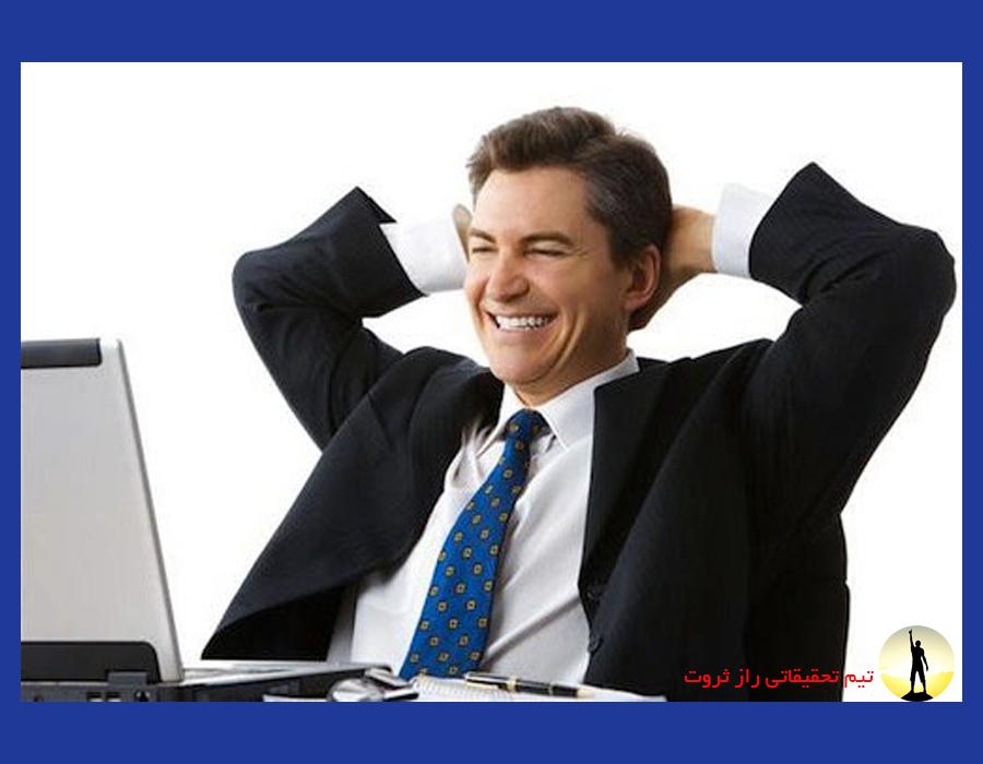 تاثیر علاقه به شغل در درآمدزایی و کسب و کار