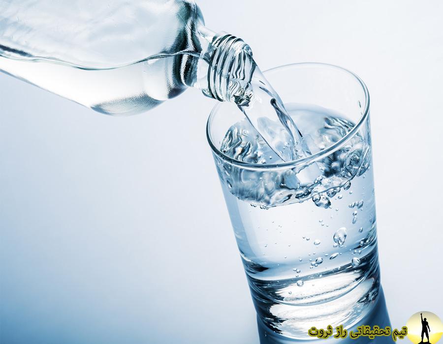 اب نوشیدنی سالم
