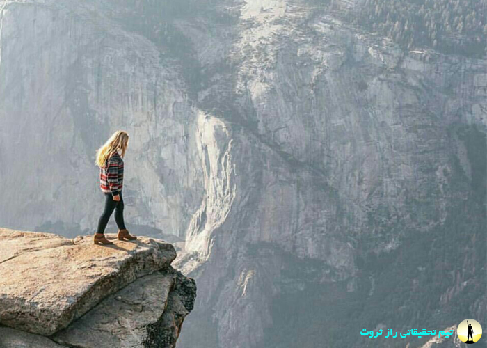 ترس از ارتفاع