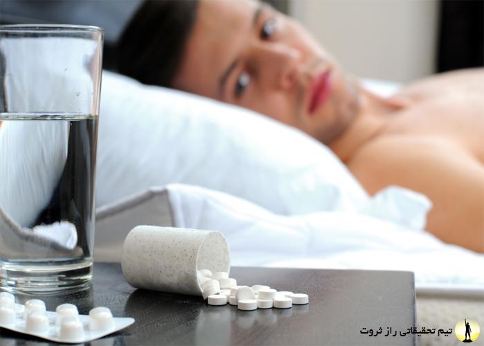 علت بی خوابی و راه درمان