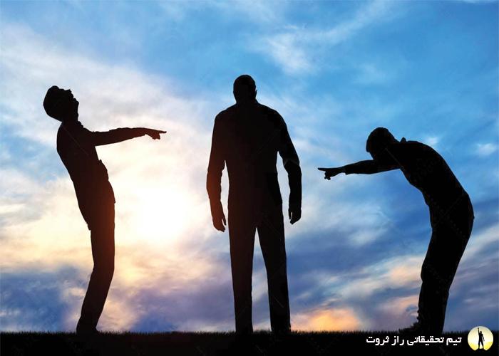 برخورد با افراد خودشیفته