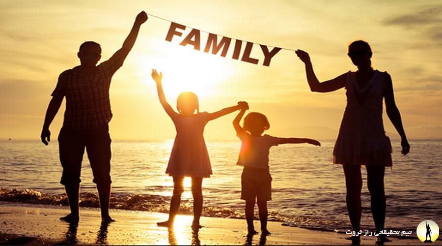 خانواده و موفقیت فرزندان