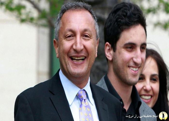 ثروتمندترین افراد ایران