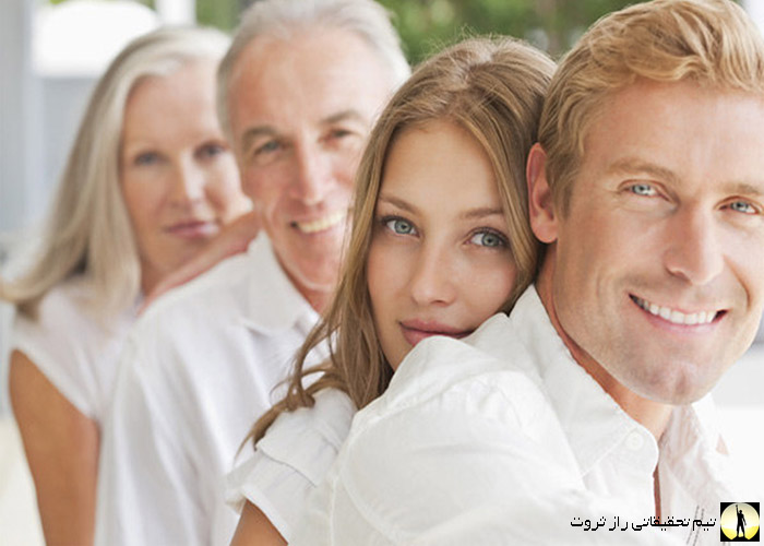 نحوه ارتباط داشتن با خانواده همسر