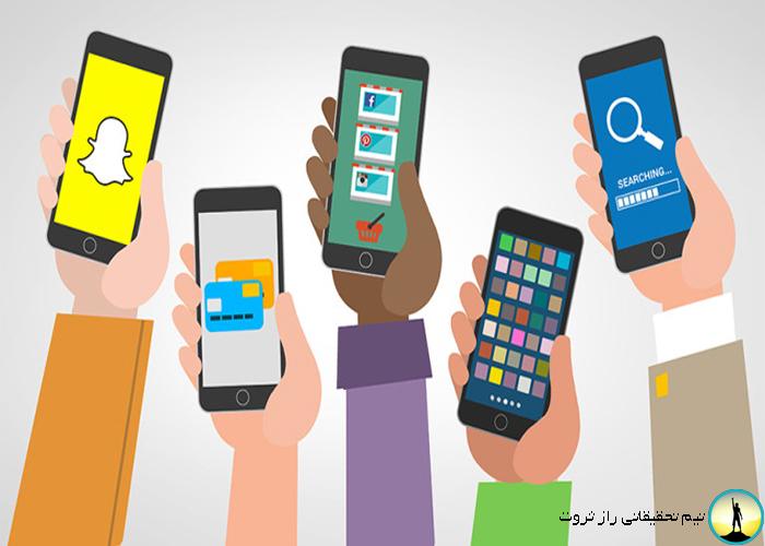 دسترسی داشتن مشتریان به تلفن همراه شما