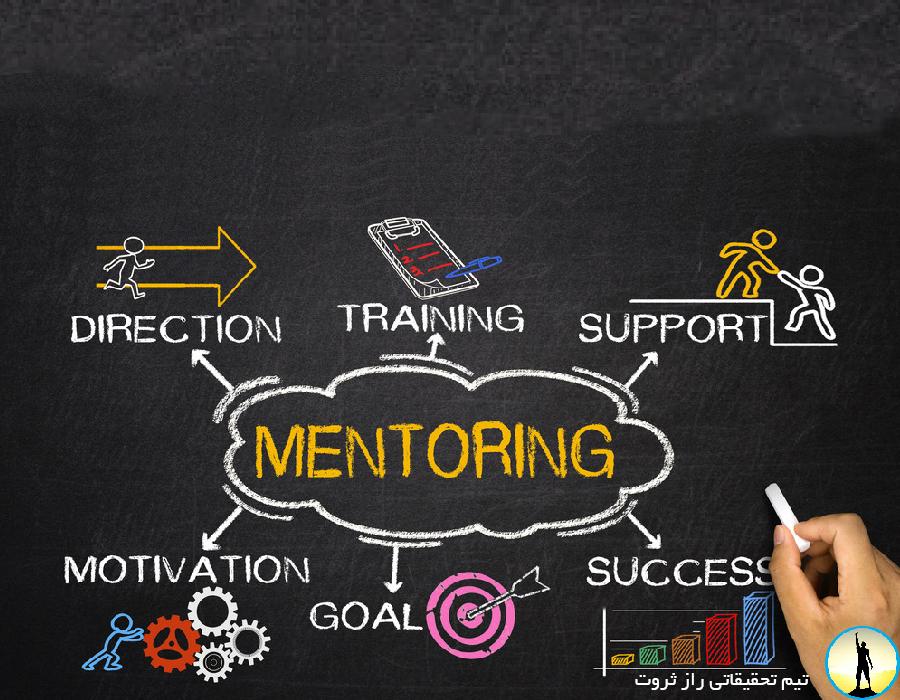 اهداف و مراحل فرآیند منتورینگ