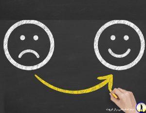 پول و ثروت رویکرد مثبت ذهن امید به موفقیت