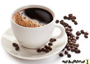 قهوه نوشیدنی لذت بخش