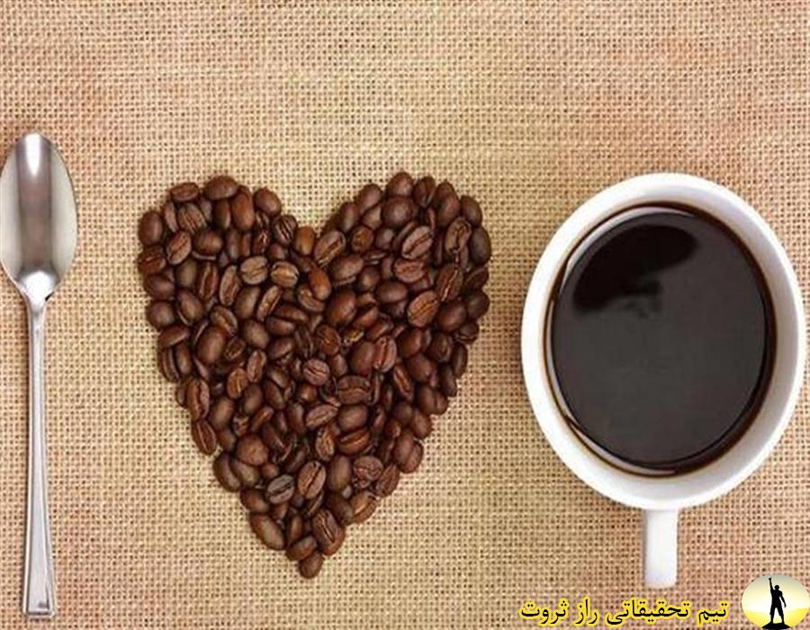 قهوه یک نوشیدنی لذت بخش