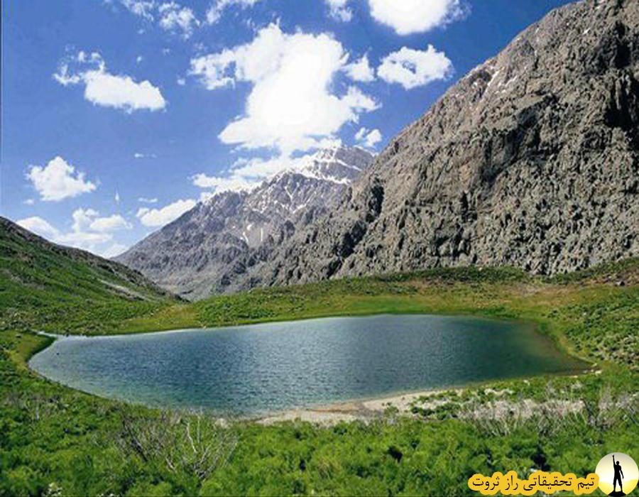 اماکن دیدنی چند شهر ایران