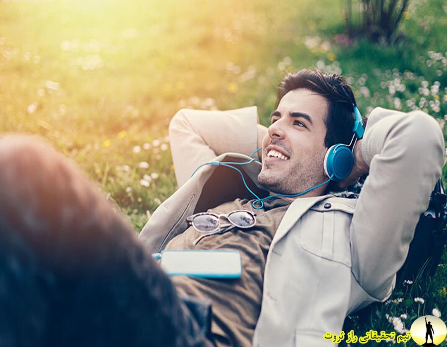 موسیقی ارامبخش روح و جسم