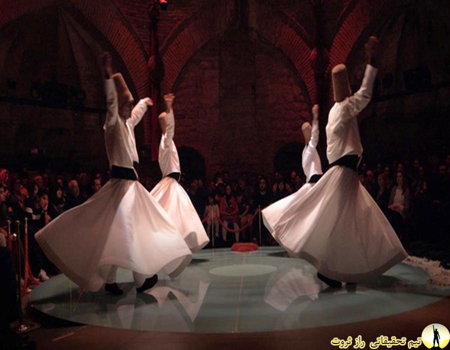 تاریخچه و چگونگی رقص سماع