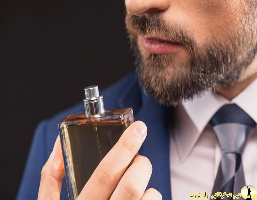 عطر خوب و انواع عطر و رایحه ان