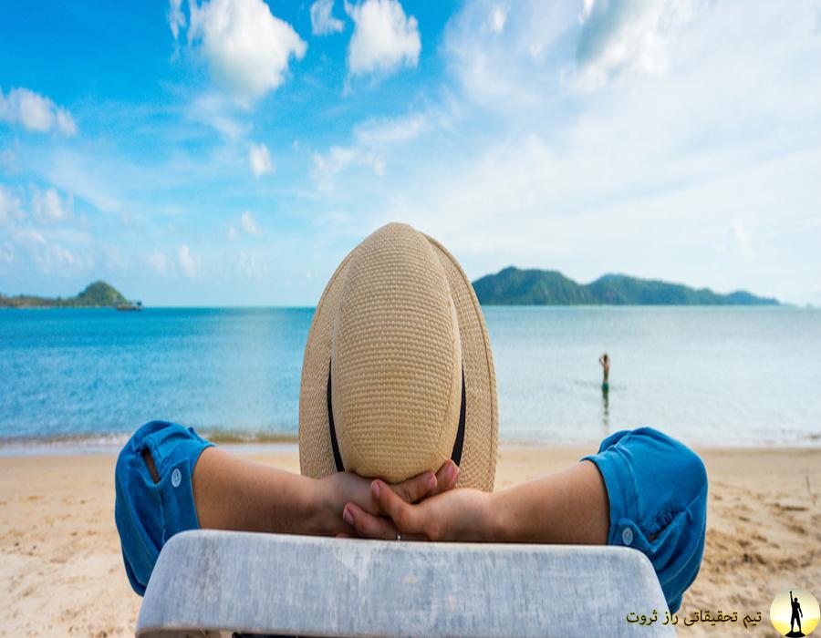 بدون استرس کاری به تعطیلات بروید