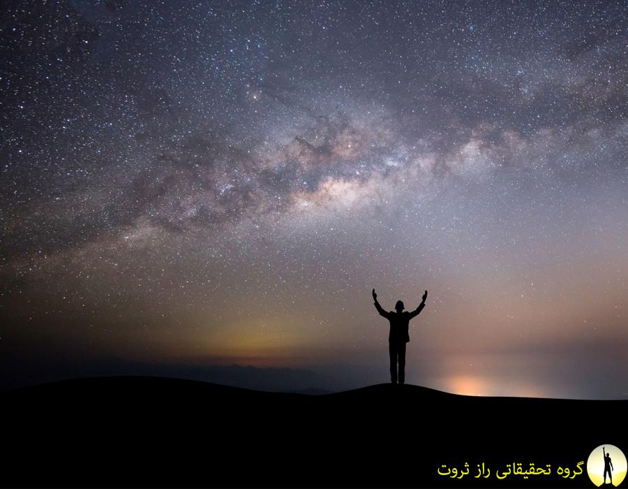 چطور از خداوند و کائنات درخواست کنیم؟