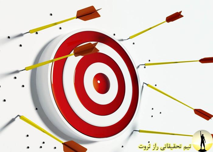 رایج ترین اشتباهات در هدف گذاری