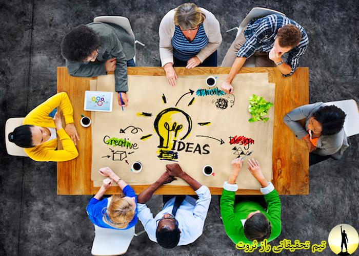 ایده هایتان را به درآمد تبدیل کنید