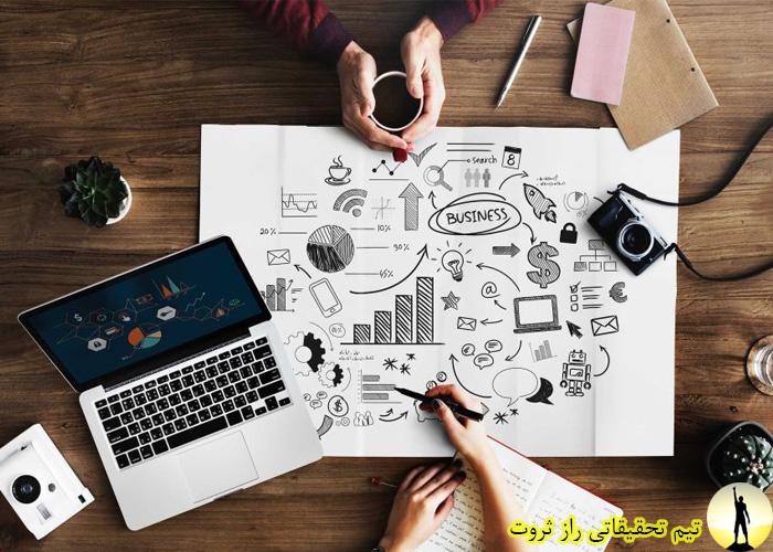 طرح کسب وکار خانگی خود را بنویسید